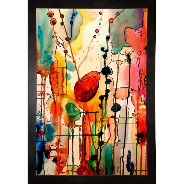 "Le Troubadour-SYLDEM144472 Print 13.25""x9"" by Sylvie Demers"