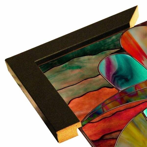 "Nouveau Riche-MINSOM112983 Print 12""x20"" by Mindy Sommers"
