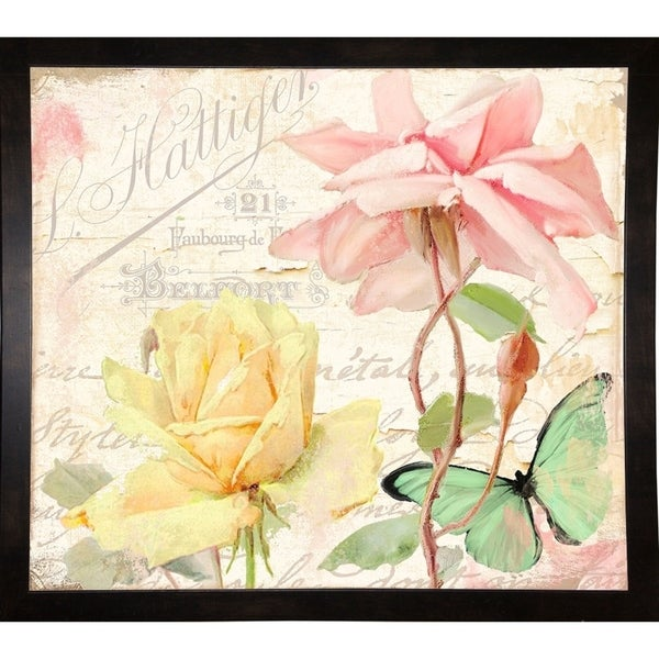 """Florabella IV-COLBAK129557 Print 17.5""""x20"""" by Color Bakery"""