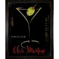 "Olive Martini II-COLBAK141301  Print 30""x24"" by Color Bakery"