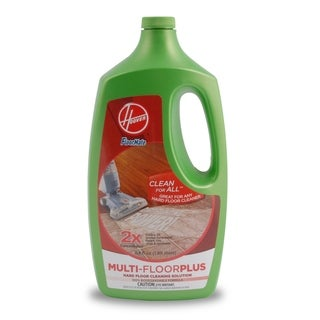 Hoover AH30420 2X FloorMate Multi-FloorPlus Hard Floor Cleaning Solution 64 oz. - Green - N/A