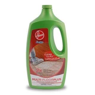 Hoover AH30420 2X FloorMate Multi-FloorPlus Hard Floor Cleaning Solution 64 oz. - Green
