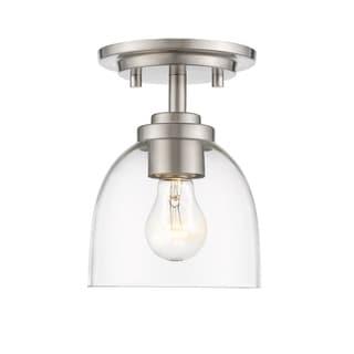 Link to Ashton  1 Light Flush Mount Similar Items in Flush Mount Lights