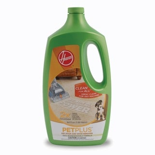 Hoover AH30320 2X PetPlus Pet Stain & Odor Remover, 64 oz. - Green