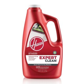 Hoover AH15074 128-Ounce Expert Clean Carpet Washing Detergent - Red - N/A
