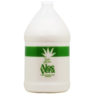 Triple Lanolin Aloe Vera 1 Gallon Hand & Body Lotion