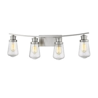 Avery Home Lighting Gaspar 4-light Steel Vanity Fixture