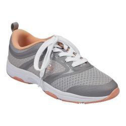 Women's Easy Spirit Onwalk Sneaker Ash Grey Mesh (More options available)