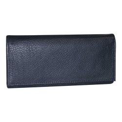 Women's Buxton Florence Clutch Wallet Blue