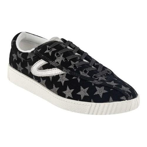 818533747b8 Shop Women s Tretorn Nylite25Plus Star Suede Sneaker Black Stars Suede -  Free Shipping Today - Overstock - 20461788