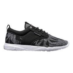 Men's DVS Premier 2.0+ Sneaker Black/White Textile