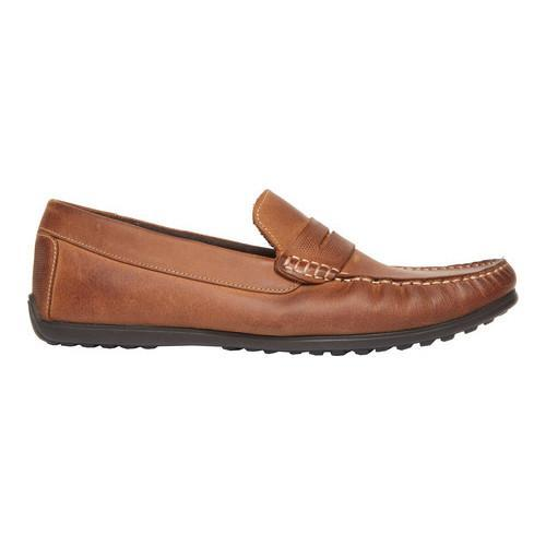 4dc7abe1f65 Shop Men s Rockport Bayley Penny Loafer Camel Leather - Free Shipping Today  - Overstock - 20473908