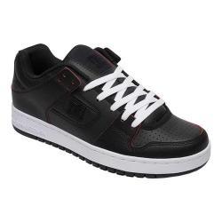 Men's DC Shoes Manteca SE Skate Shoe Black/Red/White