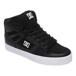 Men's DC Shoes Pure High-Top Sneaker Black/White