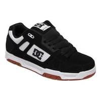 Men's DC Shoes Stag White/Black/Print