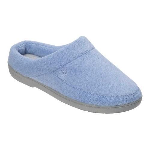 Dearfoams® Microfiber Terry Moc Toe Clog Slippers N7McIti