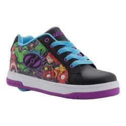 Children's Heelys Split Marvel Universe Roller Sneaker Black/Purple/Blue