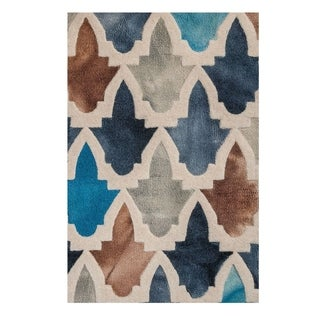Unbelievable Mats 2' x 3' Mystic Wool Accent Rug - 2' x 3'