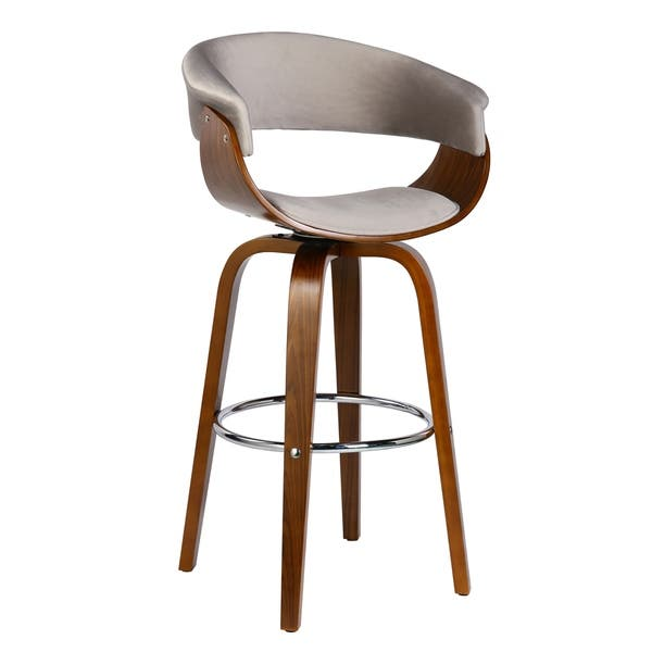 Fantastic Shop Porthos Home Axel Wood Bar Stools Beech Wood Legs Gmtry Best Dining Table And Chair Ideas Images Gmtryco