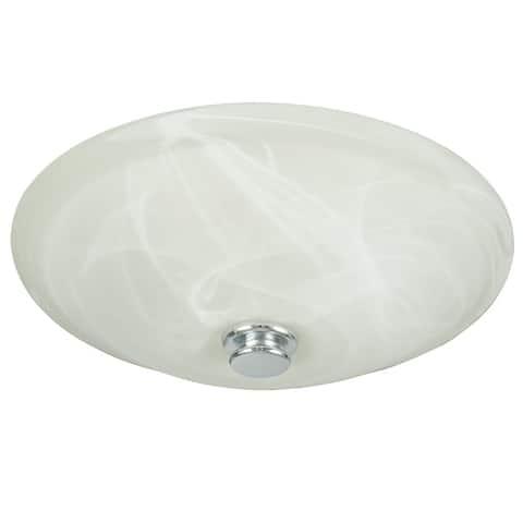 Boswell Decorative Bath Fan with Light
