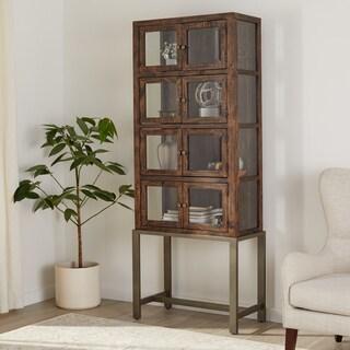Carbon Loft Moda 8-door Display Cabinet