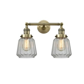 Innovations Lighting Chatham 2 Light Adjustable Sconce