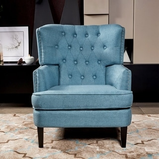 Link to LOKATSE Indoor Accent Sofa Chair - Traditional Style Similar Items in Living Room Chairs