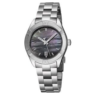Tissot PR100 SPORT CHIC Stainless Steel Ladies Watch T1019101112100