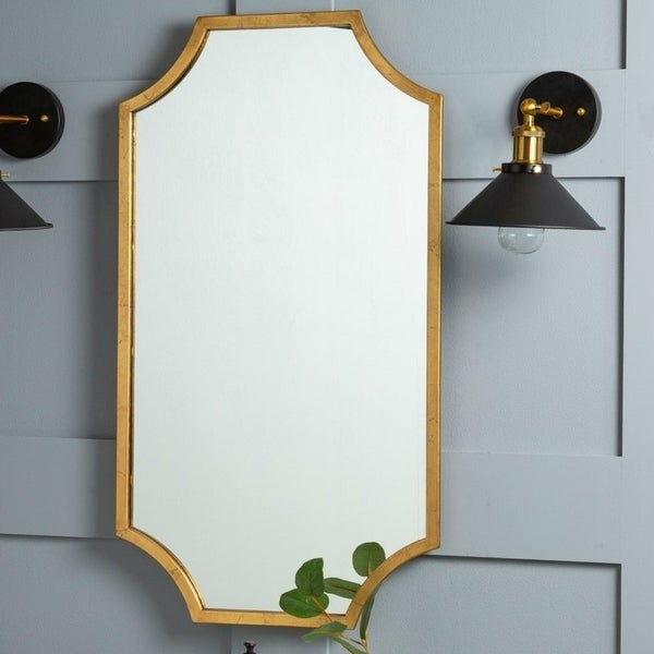 Copper Grove Soignies Wall Mirror. Opens flyout.