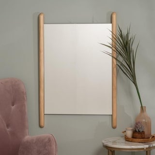 Carson Carrington Carrowdore Rectangle Wall Mirror