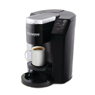 NuWave 45001 Bruhub 3-in-1 Single Serve Coffee Maker