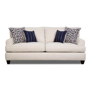 Shadwell Sofa (Cream/ Grey/ Light Grey/ Blue Grey)