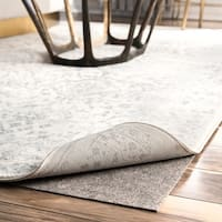 nuLOOM Ultra Premium Eco Friendly Non-Slip Felt Thick Rug Pad