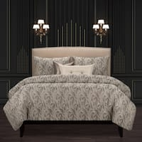 F Scott Fitzgerald Fine Point Graphite Luxury Bedding Set