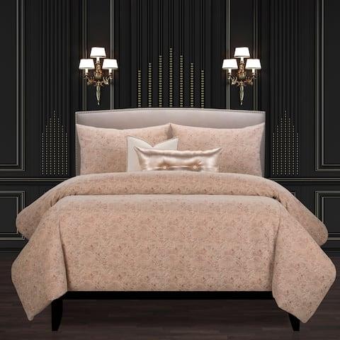 F Scott Fitzgerald Garden Party Rose Luxury Bedding Set