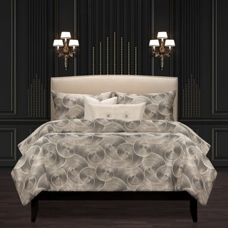 F Scott Fitzgerald Ocean Crossing Noir Luxury Bedding Set