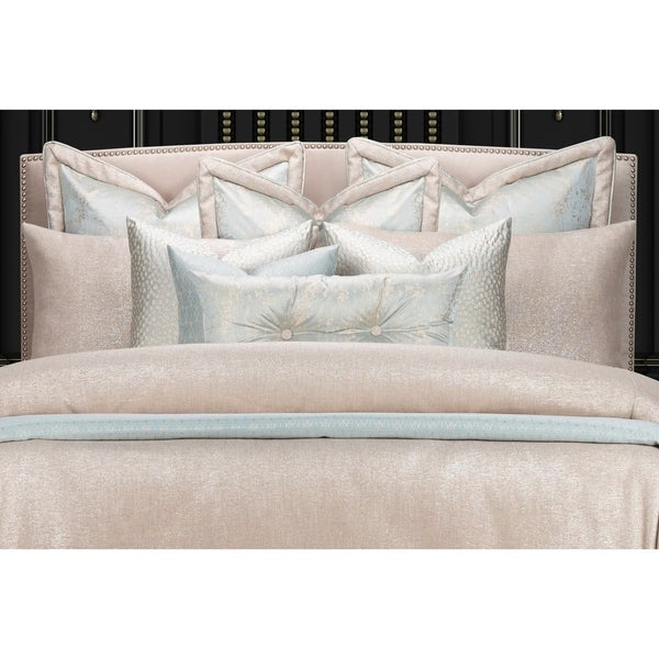 F Scott Fitzgerald Winter Kiss Haze Luxury Bedding Set