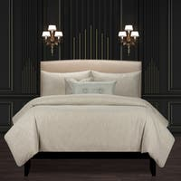 F Scott Fitzgerald Lumiere Smoke Luxury Bedding Set