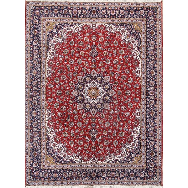 Acrylic Wool Fl Soft Plush Persian Area Rug For Livingroom Carpet 12 X27