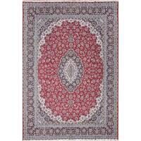 Copper Grove Horve Soft Plush Floral Acrylic Persian Heirloom Item Area Rug - 13'2 x 9'9