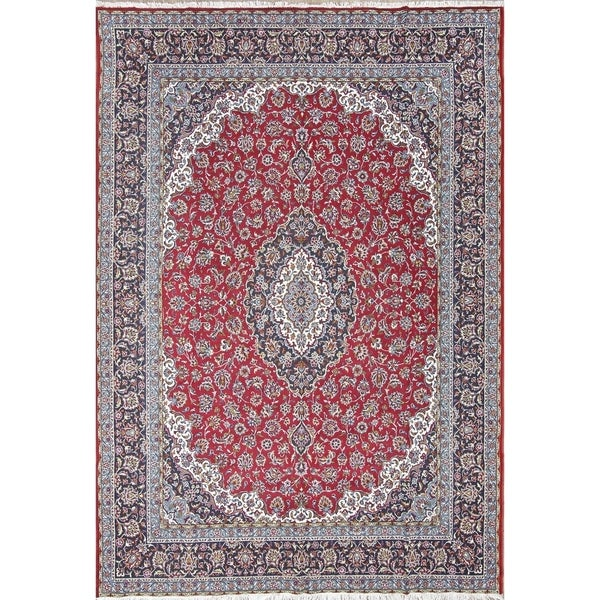 Shop Soft Plush Floral Acrylic Persian Area Rug For Living