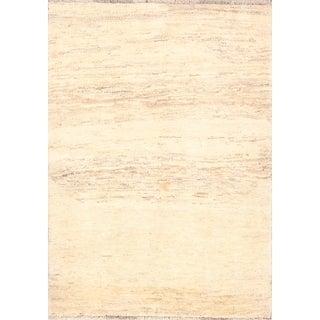 "Handmade Gabbeh Zollanvari Shiraz Modern Persian Wool Area Rug - 5'3"" x 3'9"""