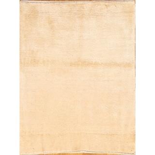 "Handmade Gabbeh Shiraz Zollanvari Persian Modern Wool Area Rug - 3'6"" x 2'8"""