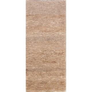 """Strick & Bolton Shila Hand-knotted Wool Runner Rug - 5'9"""" x 2'7"""" runner"""