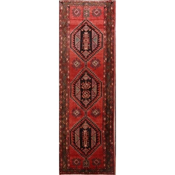 2ba3301a95 Shop Geometric Goravan Heriz Handmade Persian Rug - 12 7