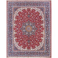 Gracewood Hollow Twong Wool Blend Persian Area Rug - 12'9 x 9'7