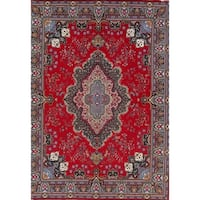 "Copper Grove Kapedes Acrylic/Wool Soft Pile Floral Kerman Persian Style Carpet Area Rug - 13'0"" x 9'4"""