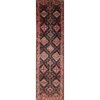 """Copper Grove Kuhmo Floral Handmade Heirloom Item Runner Rug - 13'0"""" x 3'5"""" runner"""