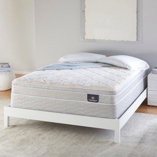 Serta 8-inch Firm Innerspring Full-size Mattress Set