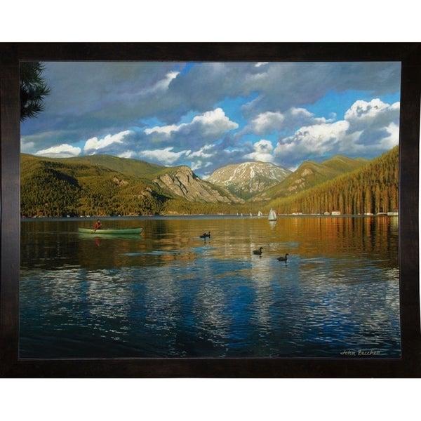"Vista Of Grand Lake, Colorado-JOHZAC84123 Print 18""x23"" by John Zaccheo"